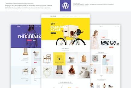 ECOSHOP - Multipurpose eCommerce WordPress Theme