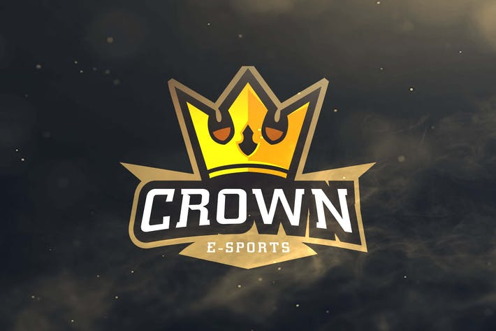 Thumbnail for Crown Sport and Esport Logos