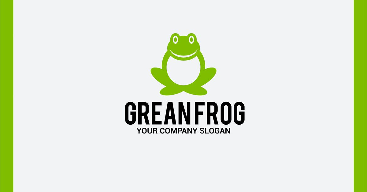 Download green frog by shazidesigns