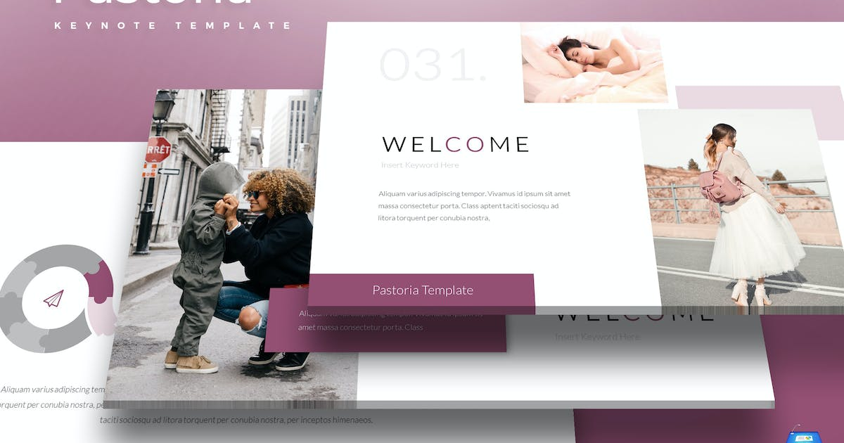 Download Pastoria - Keynote Template by aqrstudio
