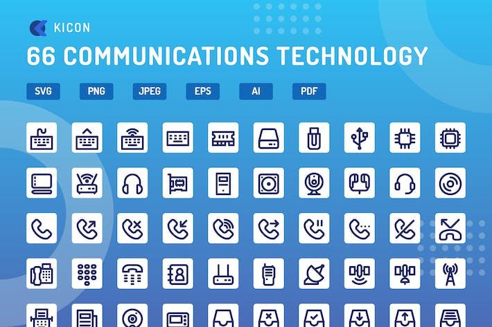 Thumbnail for Kicon - Kommunikationstechnologie