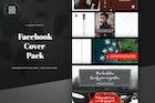 Minimal Facebook Cover Pack