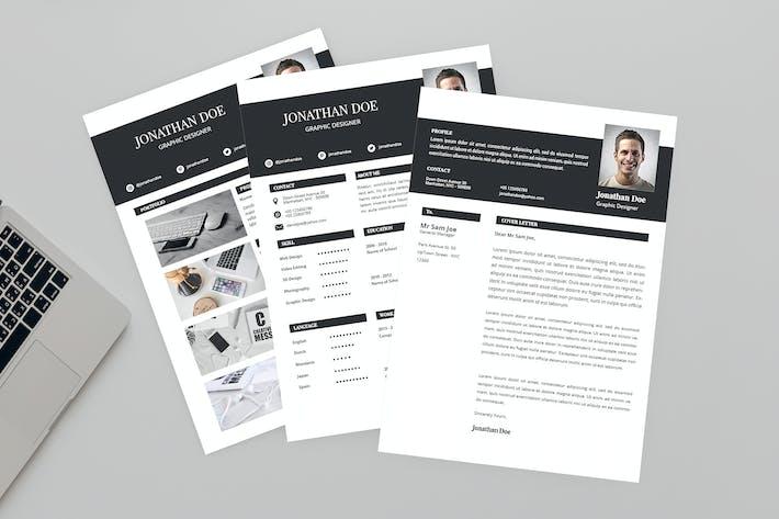 Thumbnail for Shiny CV Resume Designer
