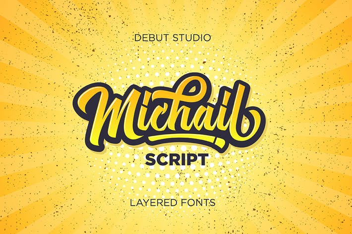 Cover Image For Michail Script