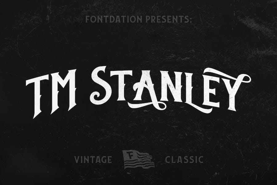 TM Stanley