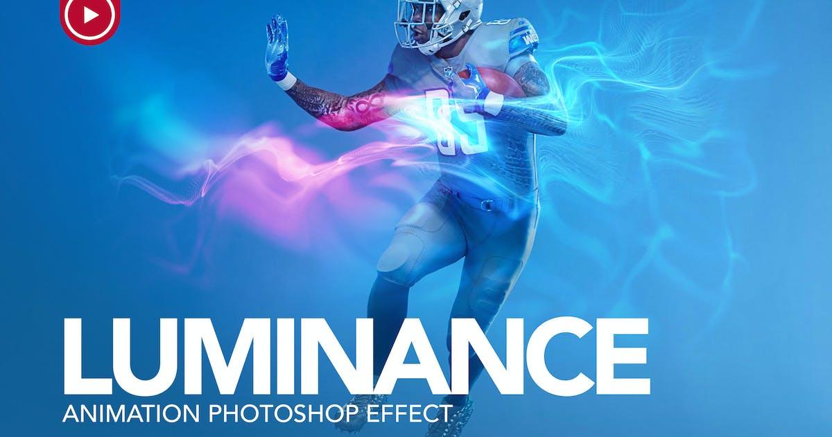 Download Gif Animated Luminance Photoshop Action by sreda