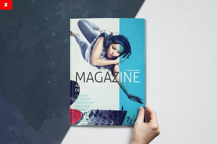 Thumbnail for Magazine Creative