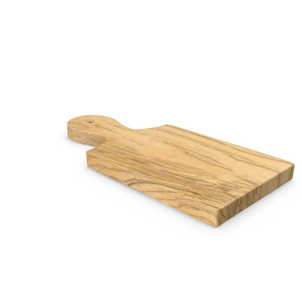 Thumbnail for Tabla de cortar de madera
