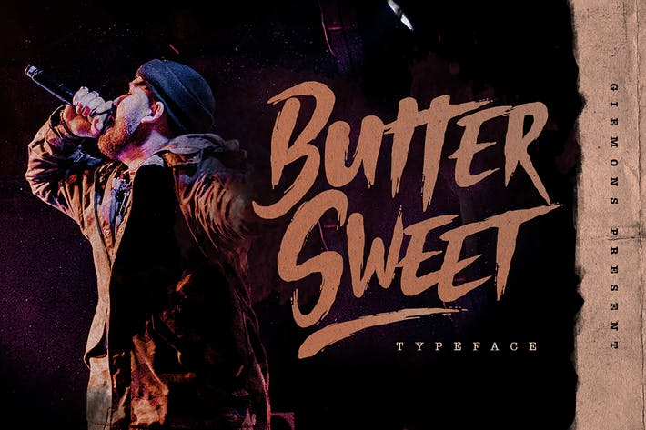 Thumbnail for Butter Sweet Typeface