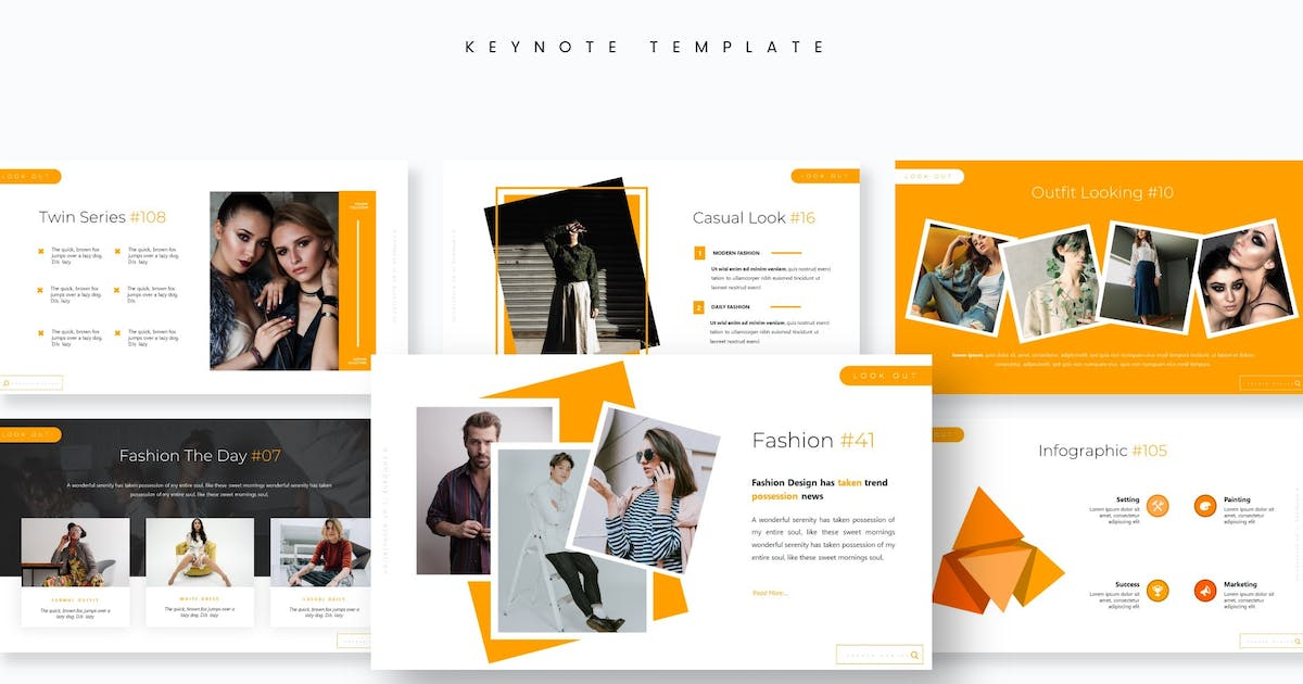 Download Release - Keynote Template by aqrstudio