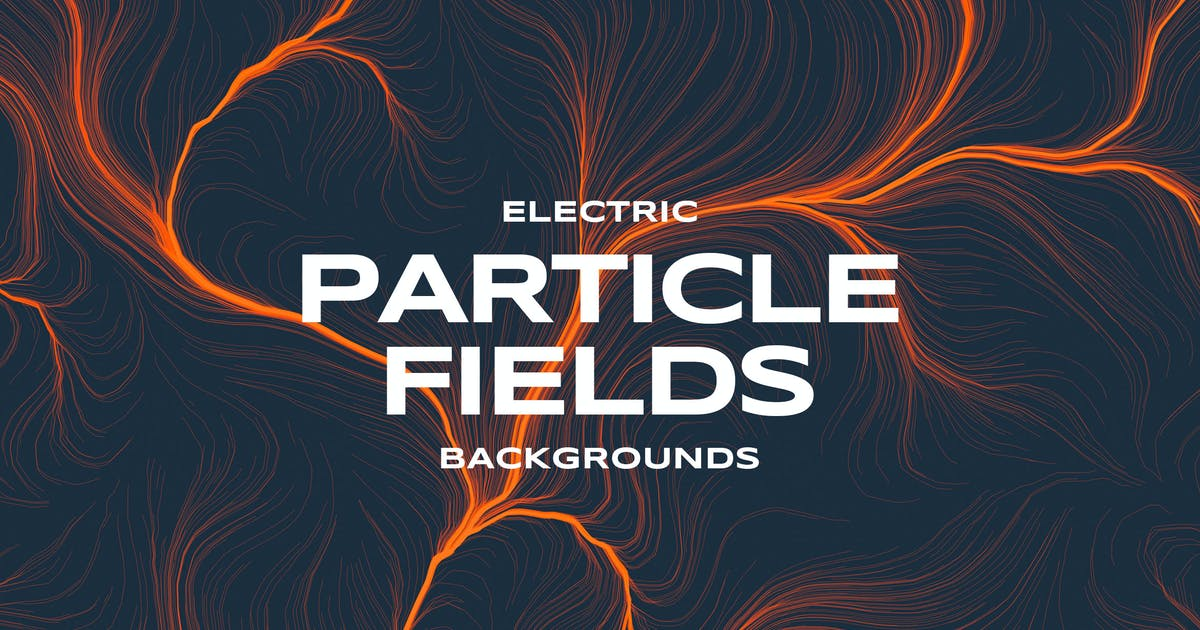 Download Electric Particle Fields Backgrounds by themefire