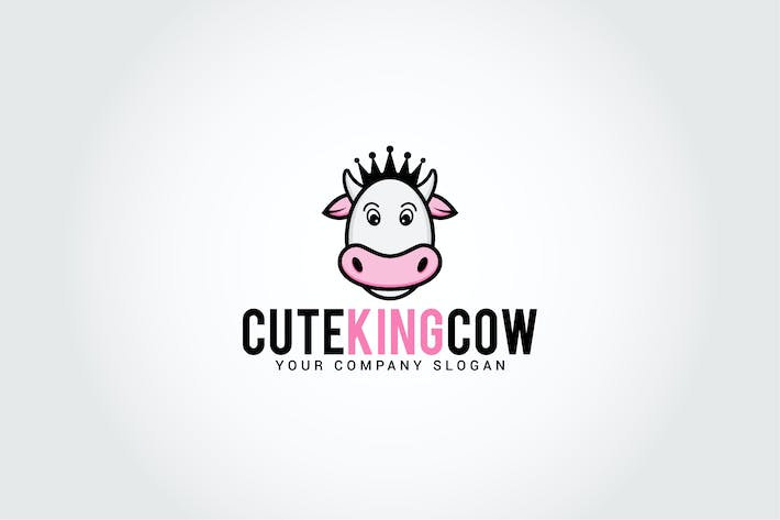 Thumbnail for CUTE KING COW