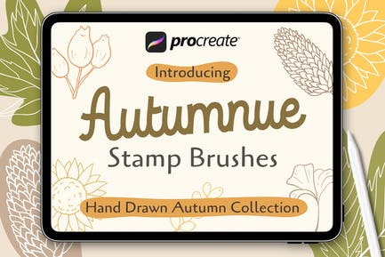 Autumnue - Прокретные кисти