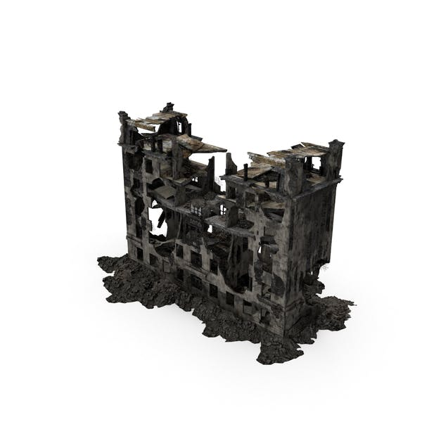 Cover Image for Ruined Building