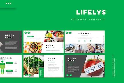 Lifelys - Keynote Template