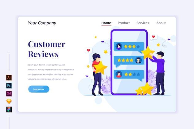 Agnytemp - Customer Reviews Illustration