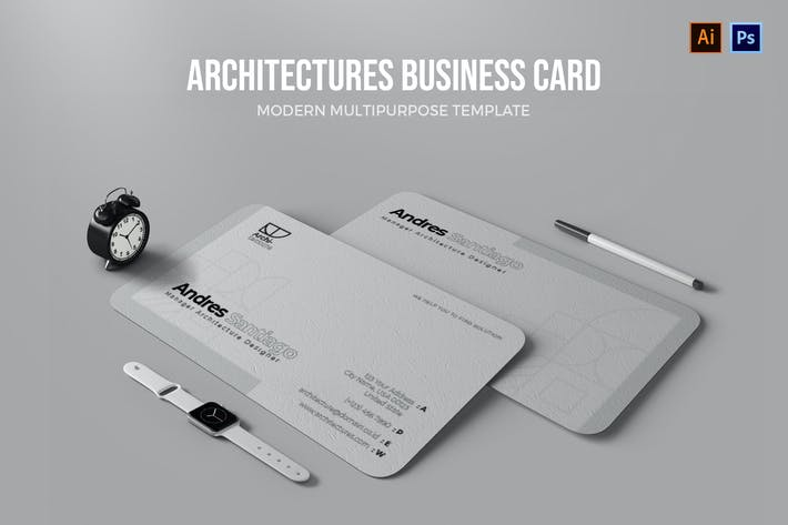 Architectures - Business Card