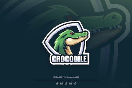 Crocodile Sport and E Sports Logo