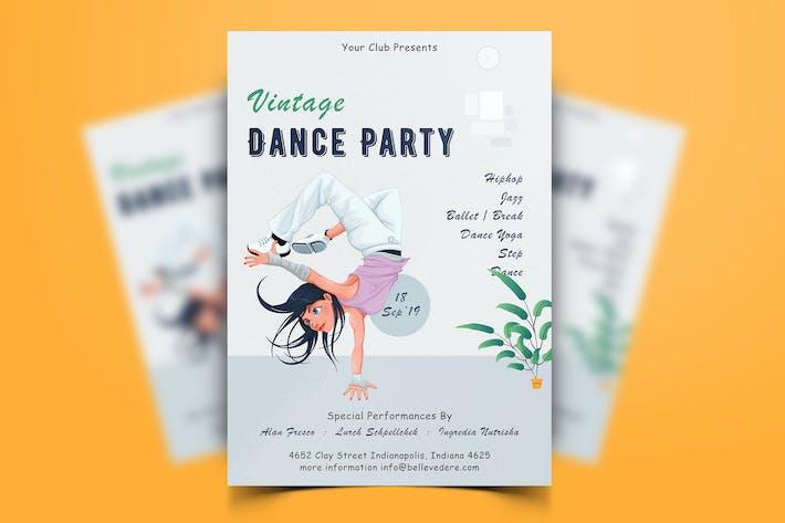 Thumbnail for Dance Flyer-03