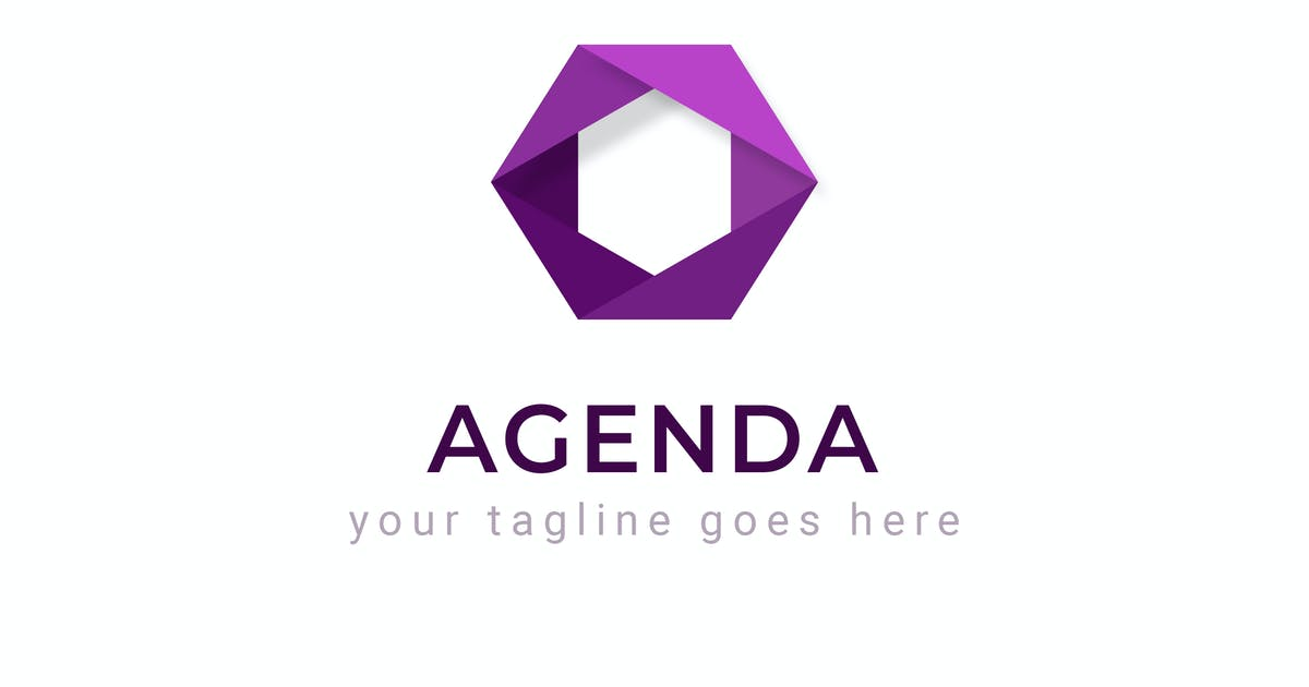 Download Agenda - Abstract Multiconcept Logo Template by ThemeWisdom