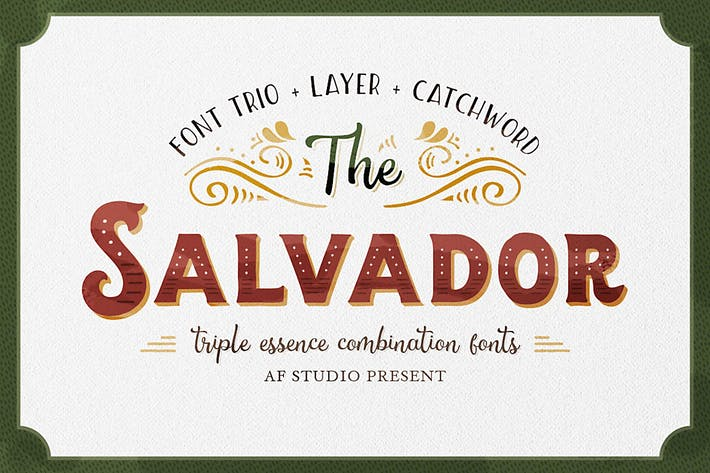 Thumbnail for The Salvador