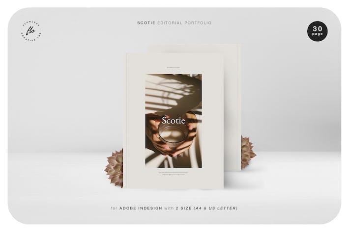 Thumbnail for Scotie Editorial Portfolio
