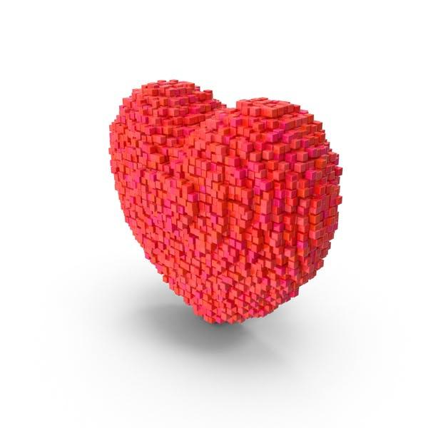 Сердце Voxel