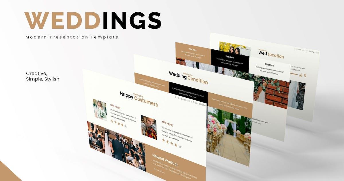 Download Wedding - Powerpoint Template by karkunstudio