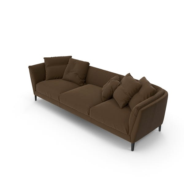 Cover Image for Sofa Braun