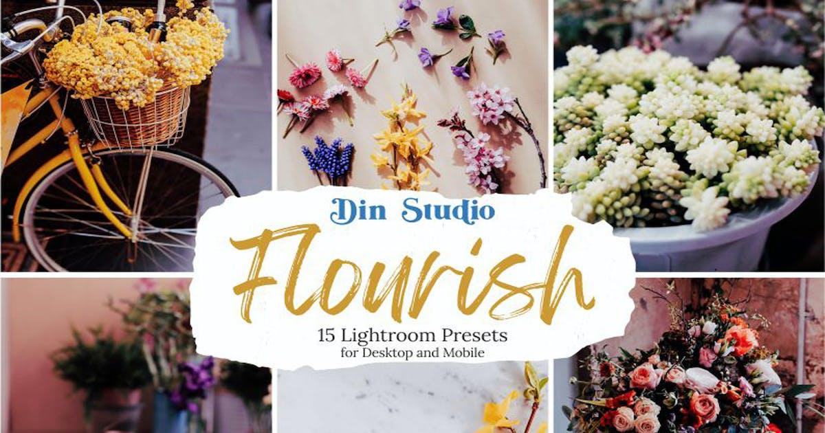 Download Flourish Lightroom Presets by Din-Studio
