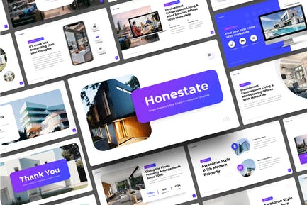 Single Property & Real Estate PowerPoint