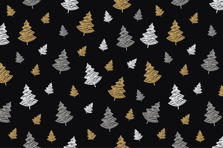 Thumbnail for Christmas Pattern Seamless