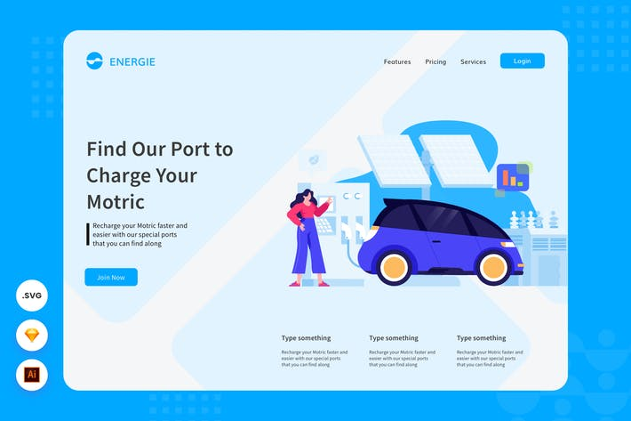 Thumbnail for Electric Car Charging - Website Header
