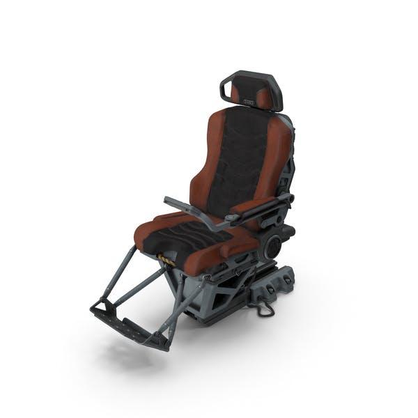 Sci-fi Pilot Seat