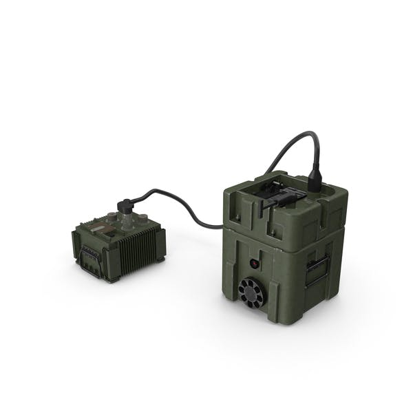 Thumbnail for TOW Missile Guidance Set and Battery