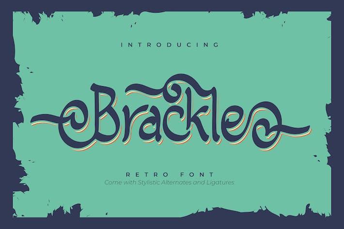 Thumbnail for Brackle | Fuente Retro