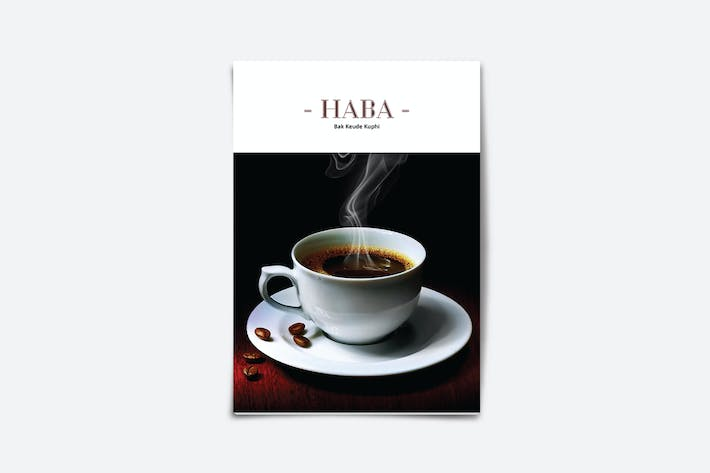 Cover Image For Haba Magazine