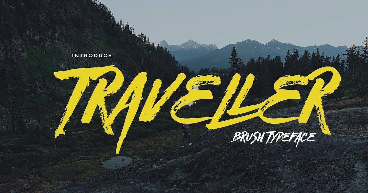 Traveller by celciusdesigns