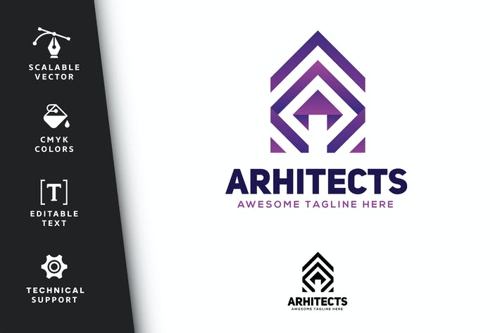 Thumbnail for Arhitects Logo