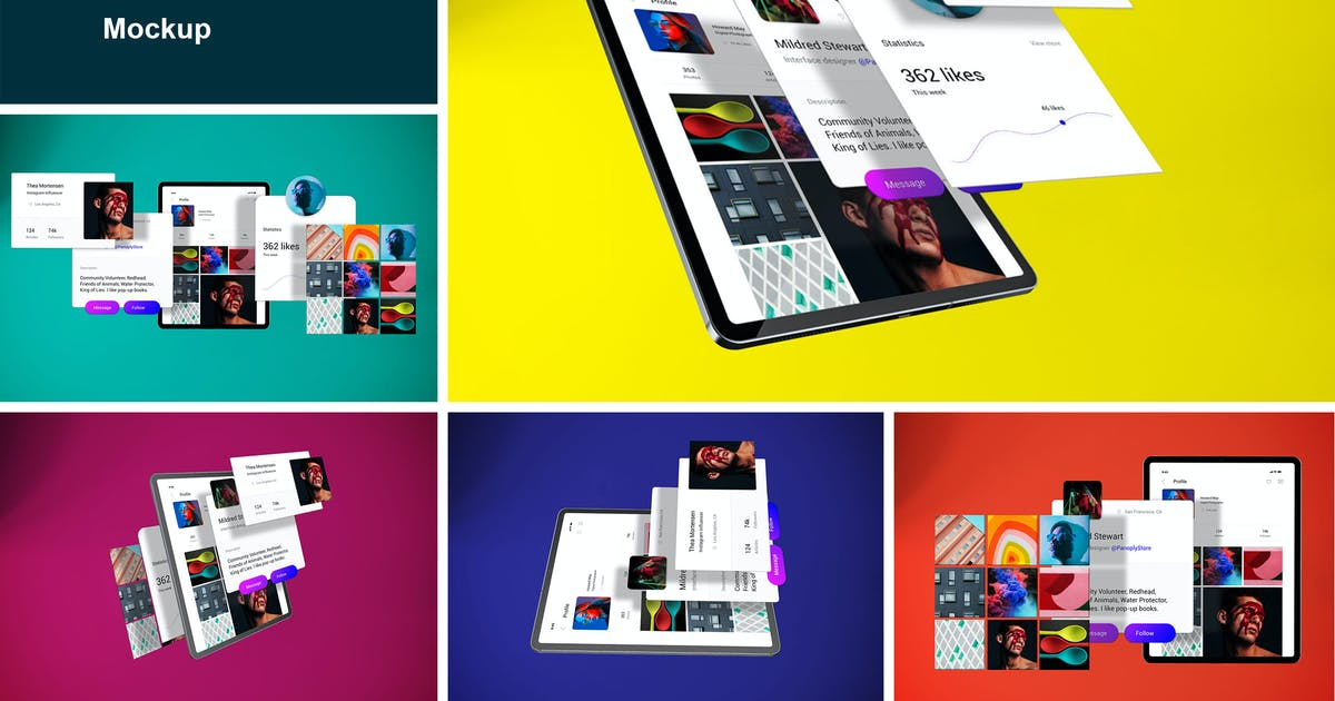 Download iPad Pro V.1 by QalebStudio