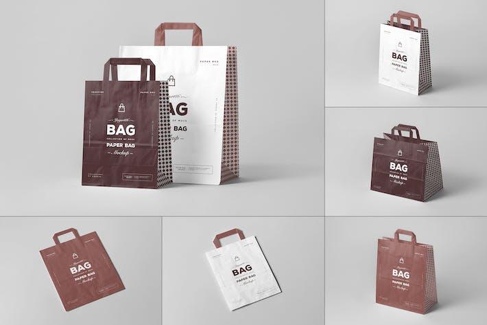 Paper Bag Mock-up 3