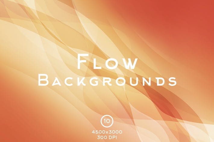 Thumbnail for Flow Backgrounds