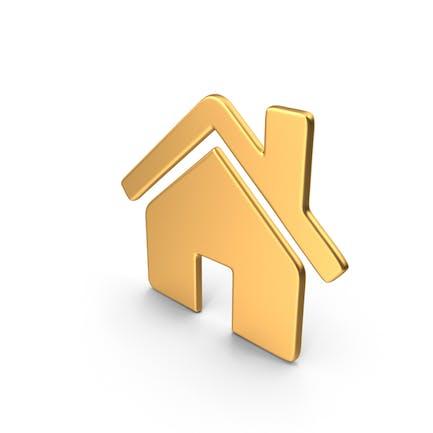 Home-Symbol Gold