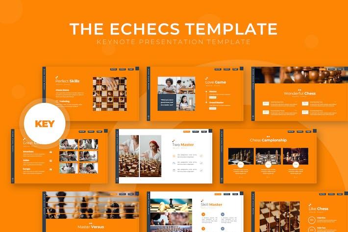 Echecs - Keynote Template