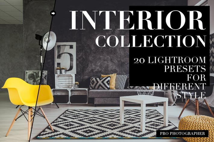 Cover Image For Interior Lightroom Presets