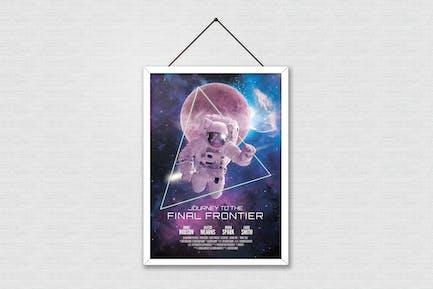 Sci Fi Movie Poster 4