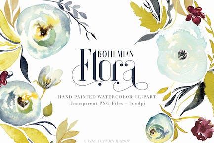 Bohemian Flora