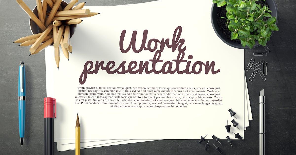 Download Artwork Mockup by professorinc