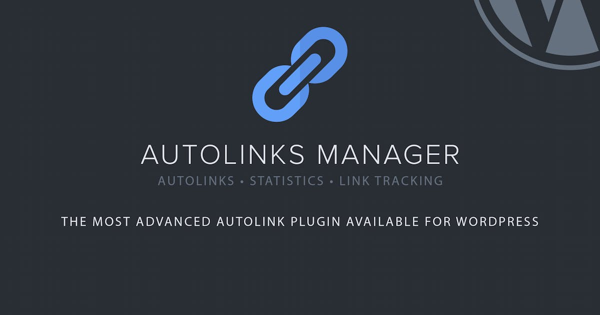 Download Autolinks Manager by DAEXT