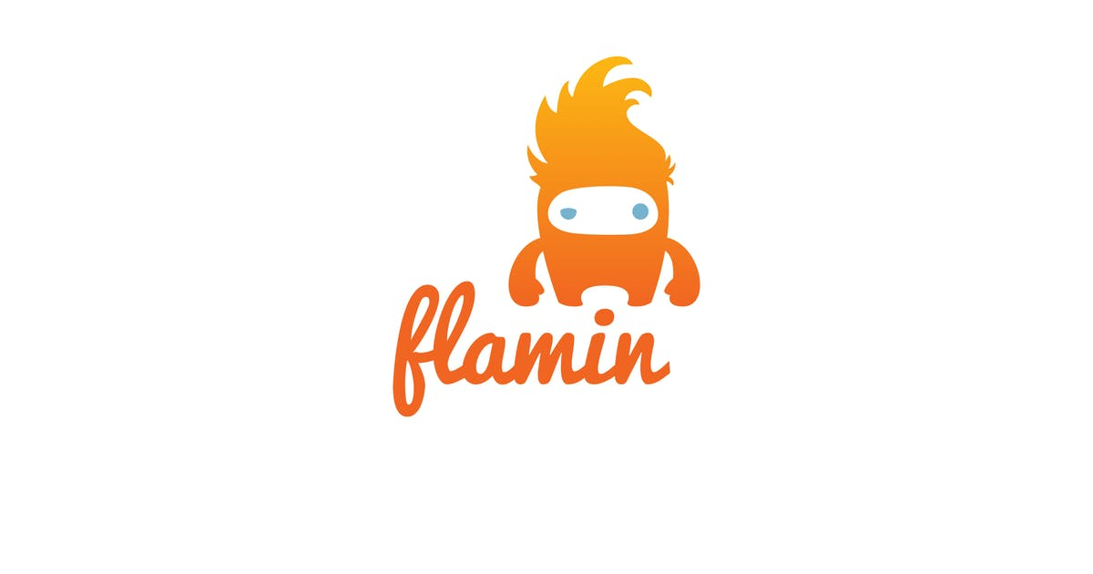 Download Flamin Logo Template by Be_Themes